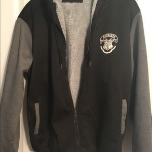 Harry Potter Hogwarts Lexicon Crest - Men's Jacket
